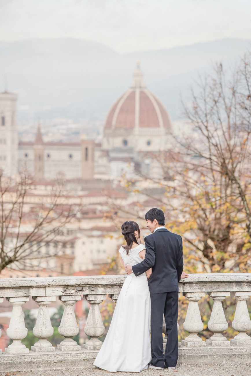 Florence Pre wedding photographer