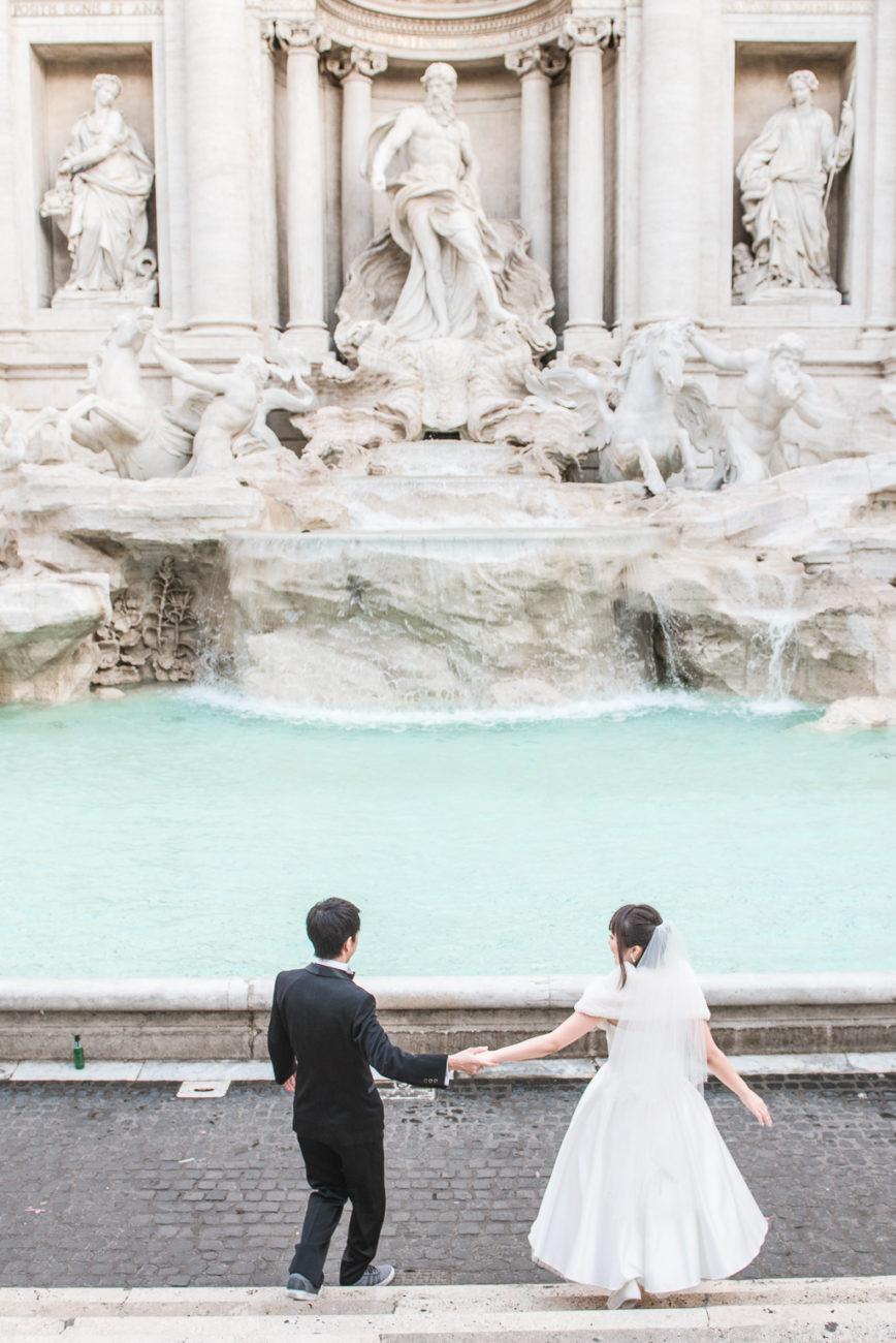 Rome Pre wedding photos