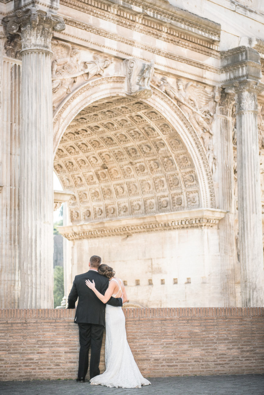 Couple Session in Rome