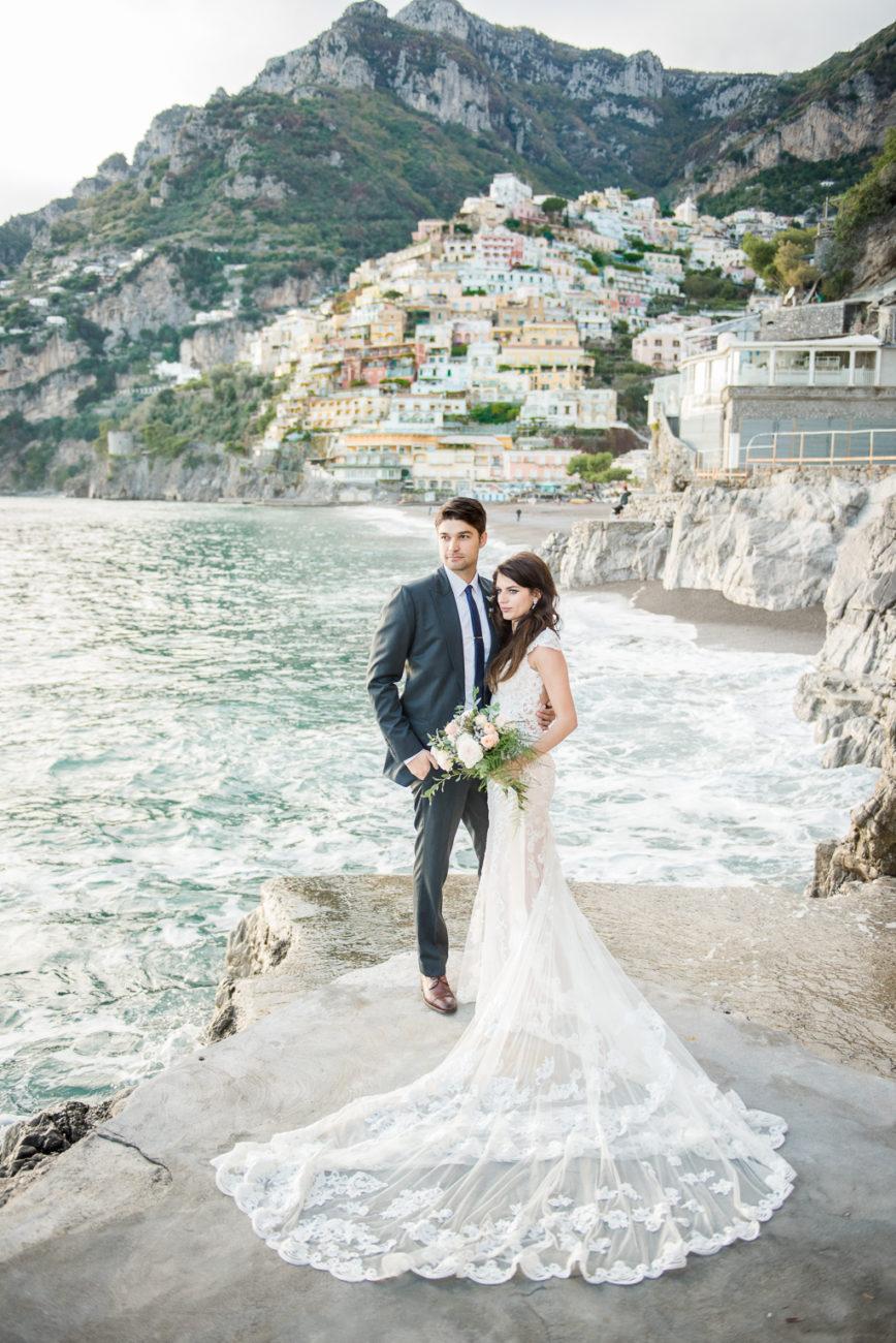 Symbolic Wedding Positano