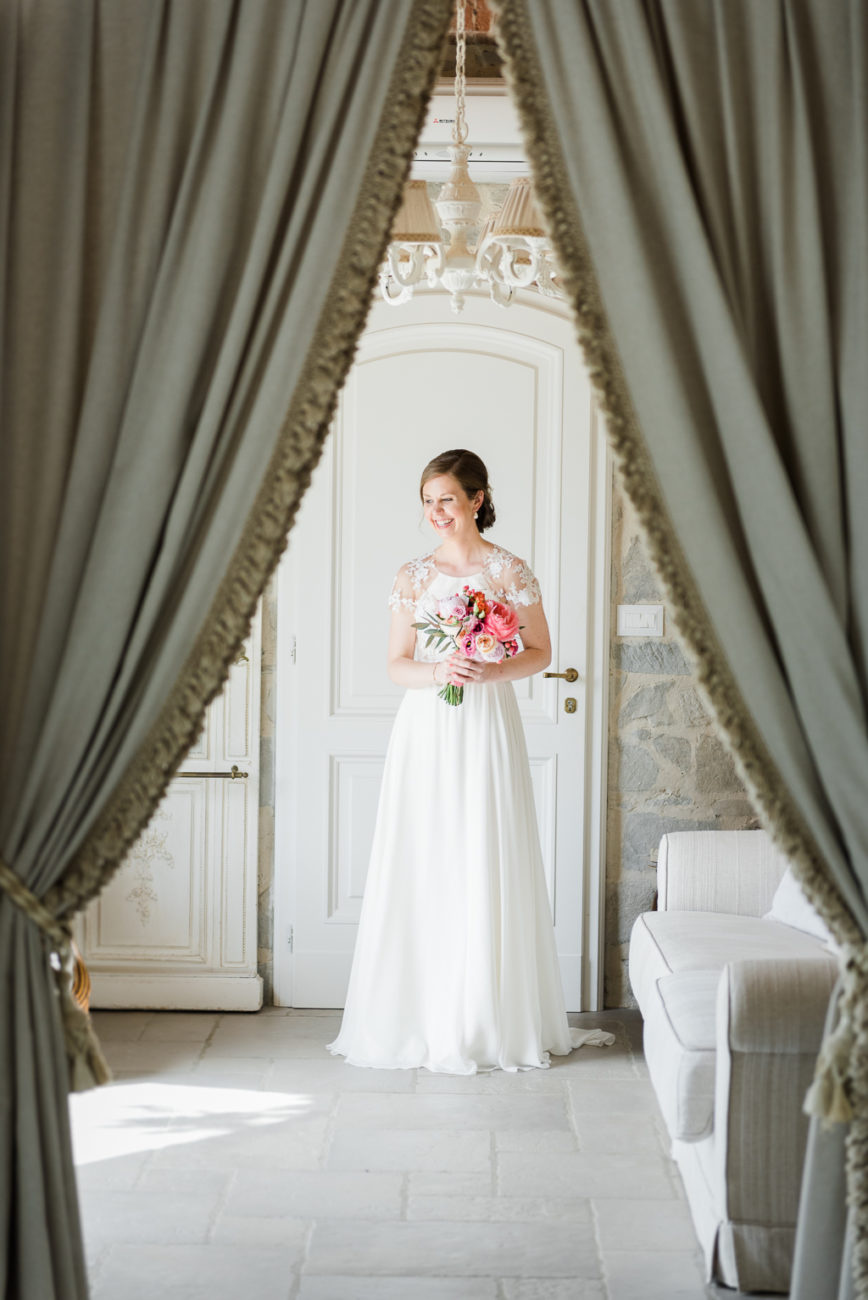 Villa Le Fontanelle Wedding