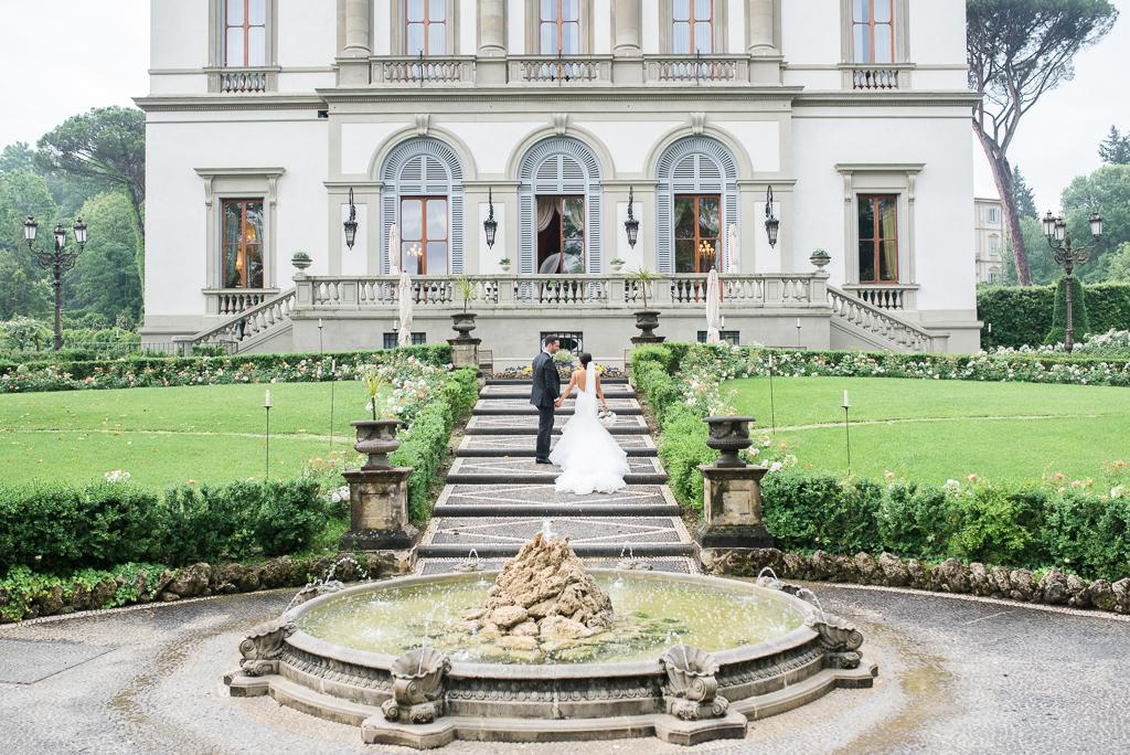 Villa Cora Wedding