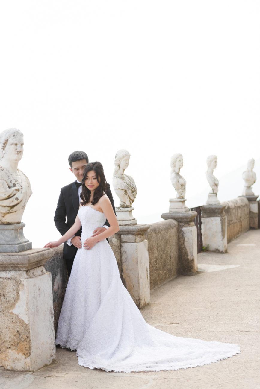 wedding Villa Cimbrone