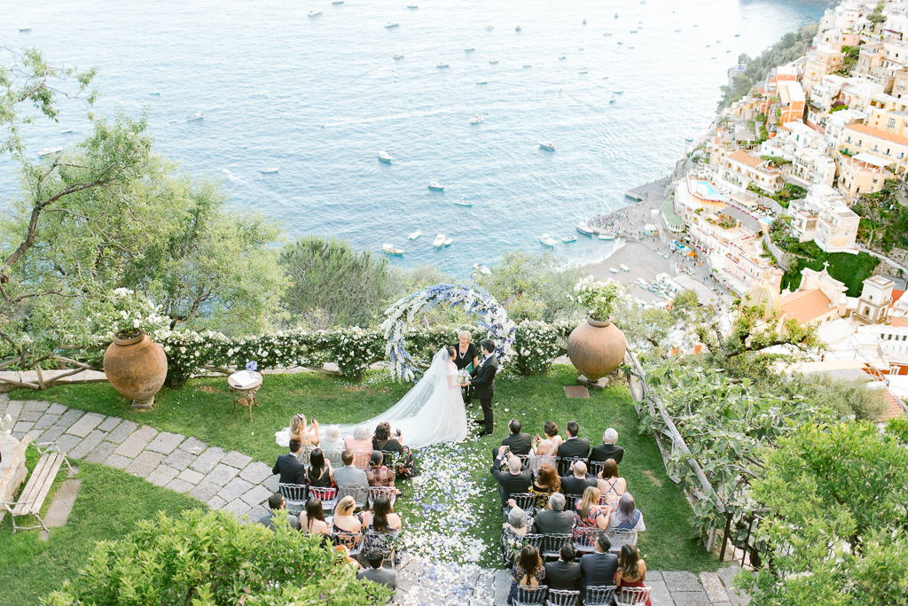 Luxury Wedding Positano